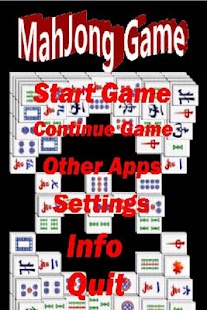 MahJong Game- screenshot thumbnail