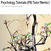 Psychology Tutorials (PSI)