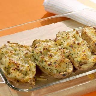 Twice-Baked Potatoes.