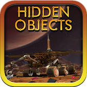 Space Expedition Hidden Object