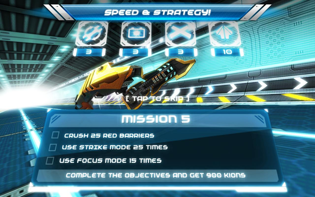 Ion Racer - screenshot