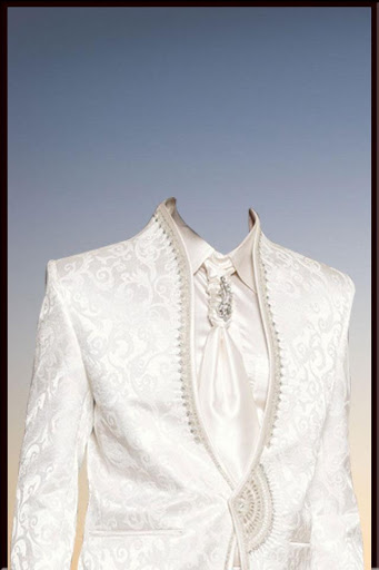Sherwani Photo Suit Camera
