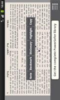 Screenshot of PowerSefer Daf Yomi