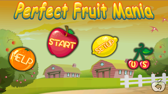 Perfect Fruit Mania FREE