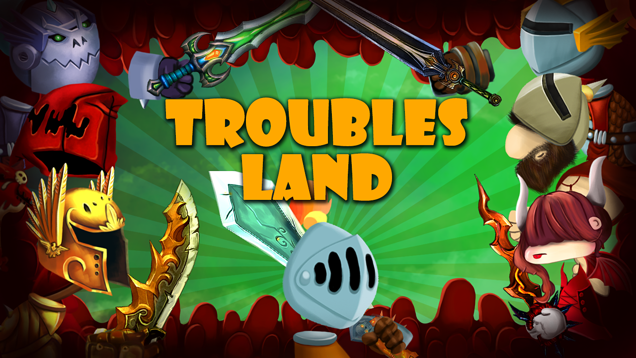 Troubles Land- screenshot