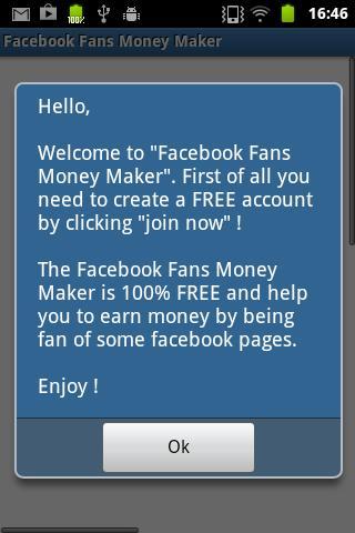 Facebook Fans Money Maker