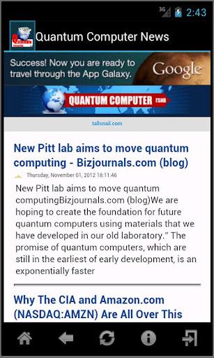 Quantum Computer News