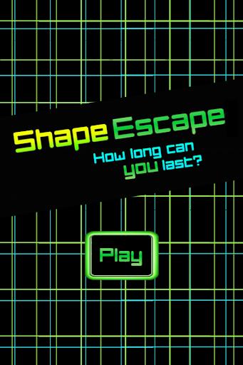 Shape Escape Pro