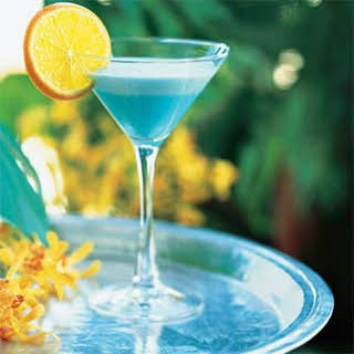 Blue Moon Cocktail.