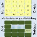 Arithmetic Memory Game