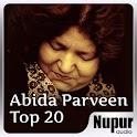 Abida Parveen Top 20 icon