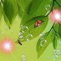 Green Leaf for Galaxy S4 icon