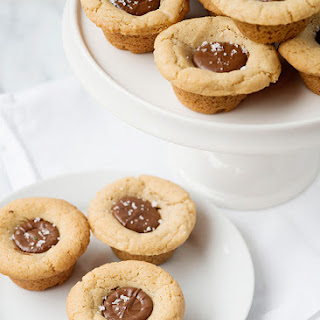 Brown Butter Cookie Cups [Week 3 of 12 Weeks of Holiday Treats] Recipe