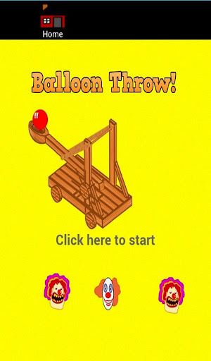 Balloon Smash The Clowns