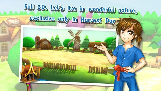Country Life: Harvest Day- screenshot thumbnail