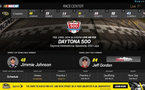 NASCAR MOBILE Screenshot 19
