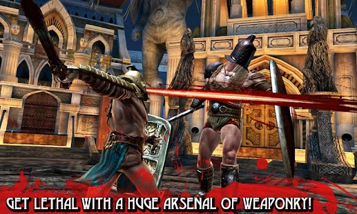 BLOOD & GLORY (NR)- screenshot thumbnail