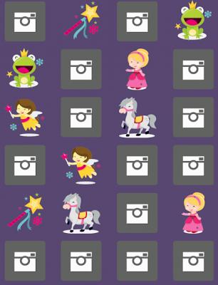 Princesses Games - Memory - screenshot
