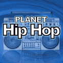 Planet Hip Hop FREE logo
