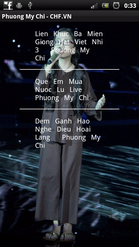 Phuong My Chi - screenshot