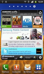 Samsung MMM - screenshot thumbnail