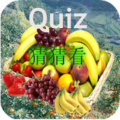 Kids Fruit Quiz for Education