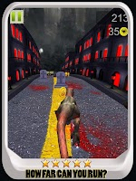 Screenshot of DINO ATTACK CITY TERROR RUN