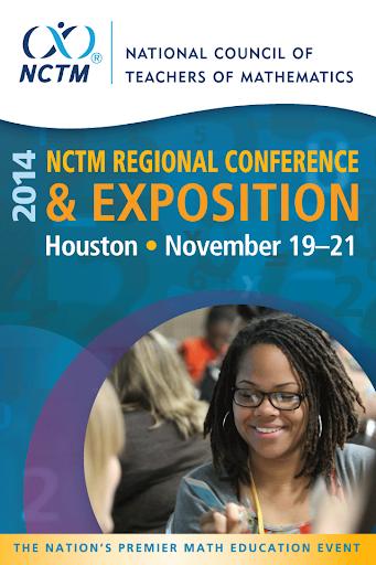 NCTM 2014 Houston