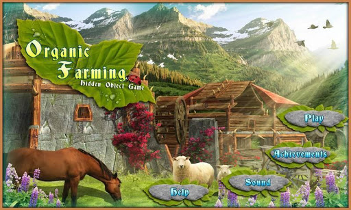 Organic Farming Hidden Objects