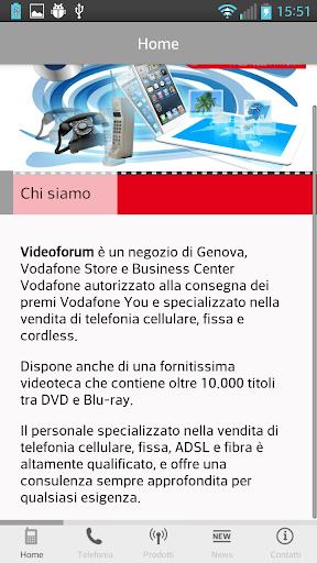 Videoforum Vodafone