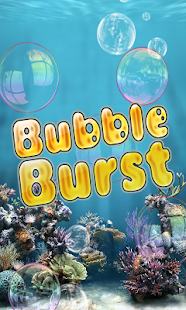 Bubble Burst- screenshot thumbnail