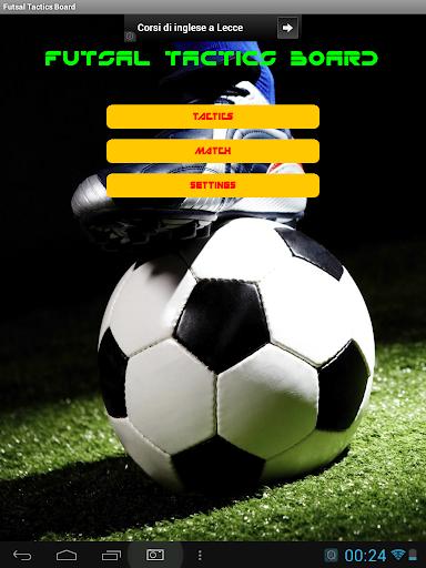 Futsal Tactics Board Free