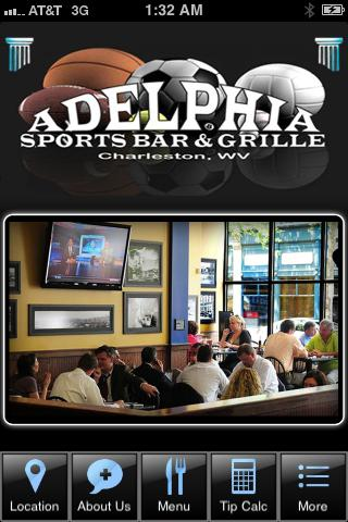 Adelphia Sports Bar Grille
