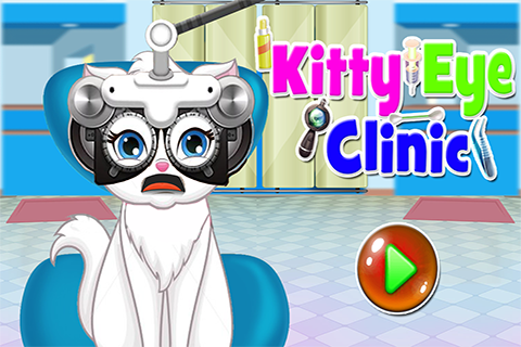 Kitty Cat Hospital - Kids Game