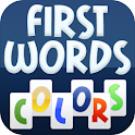 First Words Colors! logo