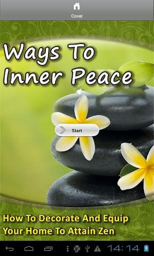 Ways To Inner Peace