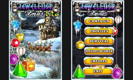 Jewellust Xmas Lite - screenshot thumbnail
