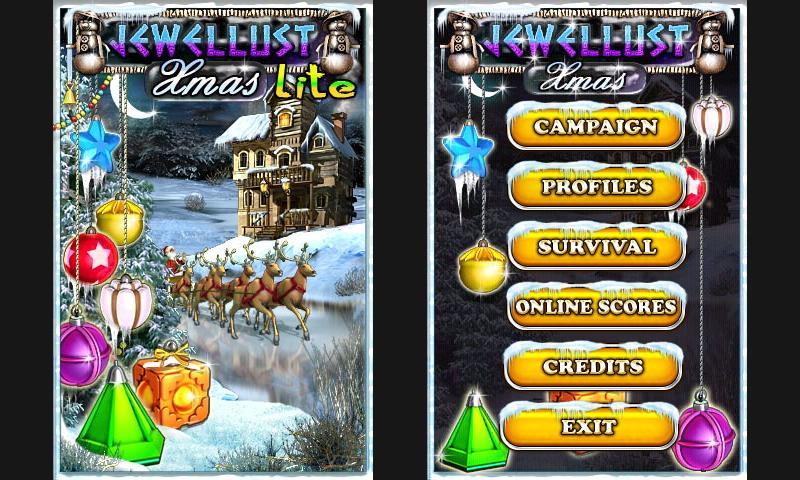 Jewellust Xmas Lite - screenshot