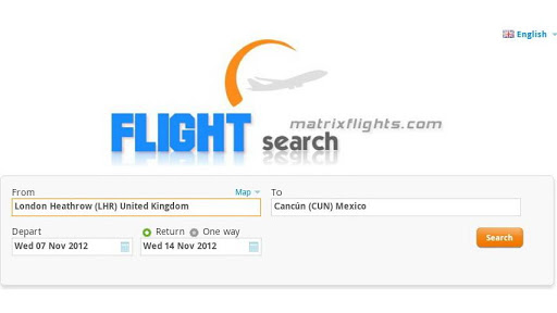 Flight Search Booking