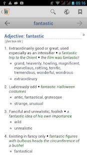 Dictionary - WordWeb - screenshot thumbnail