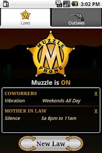 MuzzlePhone - screenshot thumbnail