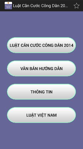 Luat Can cuoc cong dan 2014
