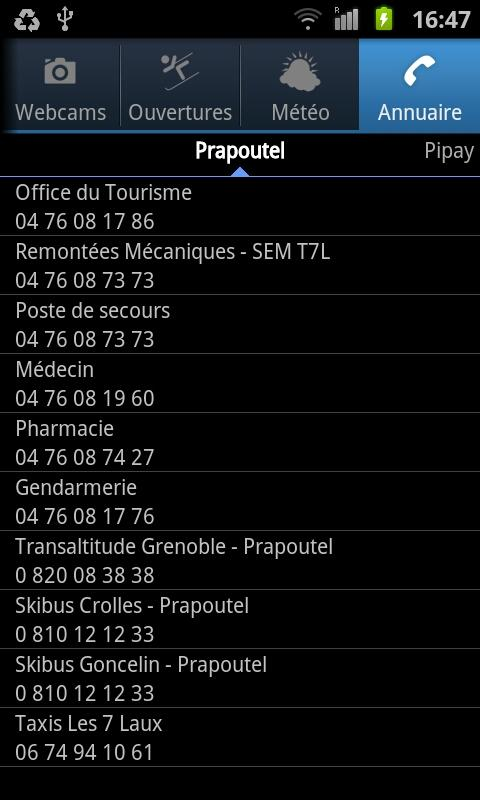 Les 7 Laux - screenshot