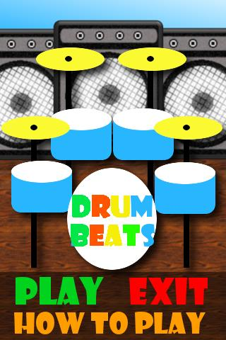 Drumbeats Lite - drums- screenshot