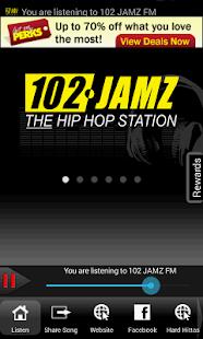 102 JAMZ FM - screenshot thumbnail