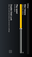 Screenshot of Xylophone Lite (w/ Child Lock)