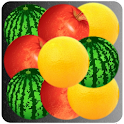 Fruit Rush HD logo