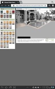 Travertine Mart Patio Designer- screenshot thumbnail