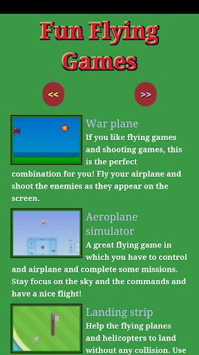Fun Flying Games
