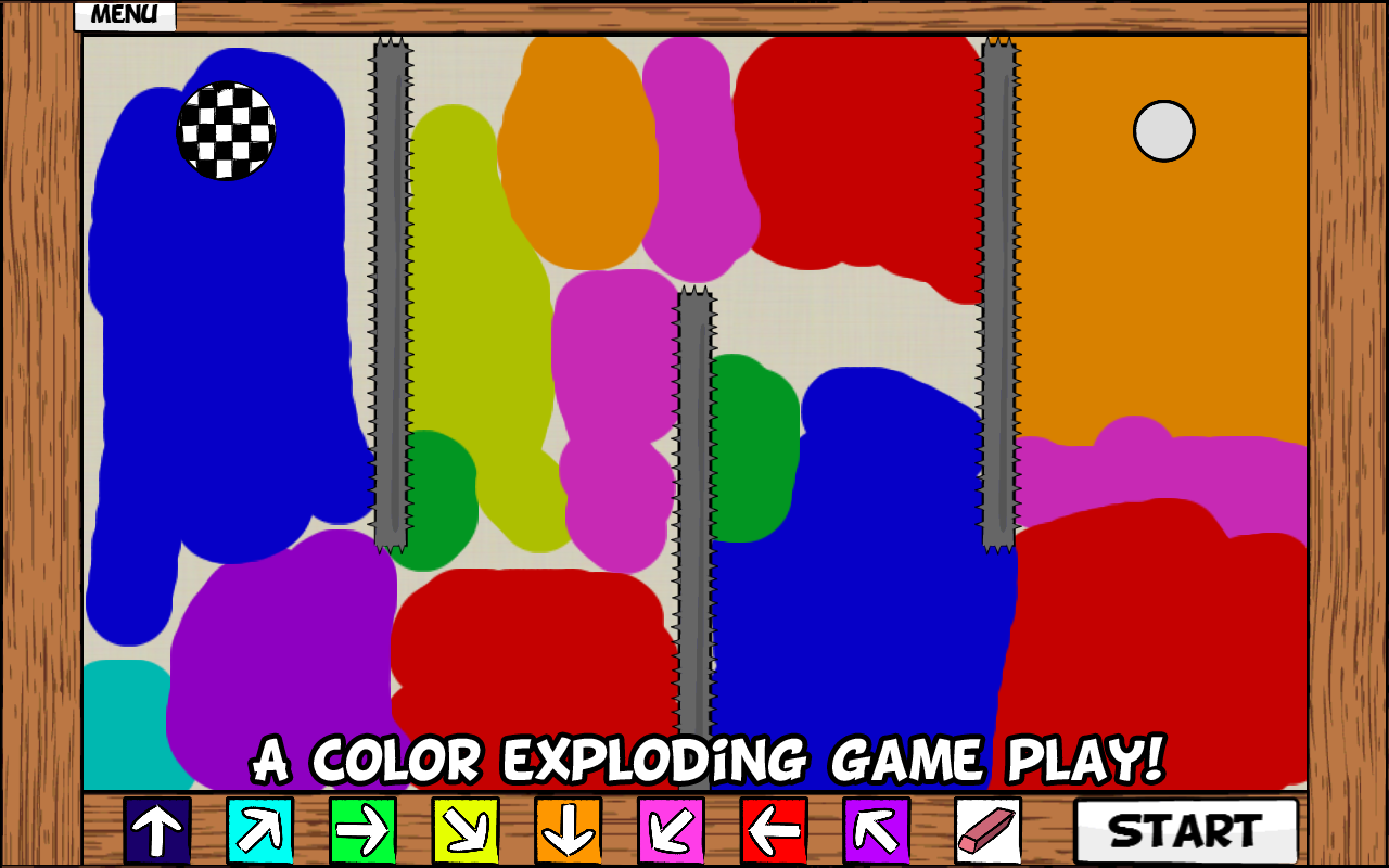 World of Paint - Puzzle- screenshot